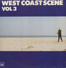 """Med Flory Orchestra West Coast Scene Vol 3 double LP 12"""" 33rpm 1982 record (vg)"""