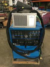 Miller Syncrowave 250 Dx Tig Welder Water Cooled 240v