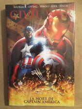 CIVIL WAR (Marvel Deluxe) - T3 : La mort de Captain America - EO