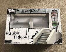 Tech Deck Street Spots Hubba Hideout Finger Skateboard Playset Guy Mariano Girl