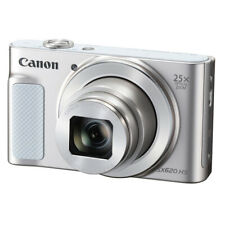 Canon PowerShot SX620 HS 20.2MP 25X Zoom Digital Camera (Silver) 1074C001