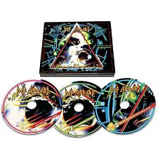 Def Leppard - Hysteria - New 30th Anniversary 3CD Album