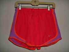 NIKE DRI-FIT TEMPO Brief Lined Running Athletic Shorts Women's Size M(8-10)