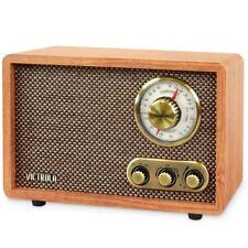 B07mdys2zv 43221 Victrola Classic Speaker Bluethooth con Radio Am/fm analogica