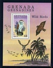 Mint Never Hinged/MNH Birds Grenadian Stamps (Pre-1974)