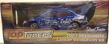 ERTL 33700 2002 Mitsubishi Lancer Evolution VII 1:18 Die-cast Top Tuners