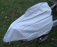 Deichselhaube Abdeckhülle Wetterschutz PVC grau f. Anhänger bzw Caravan Deichsel