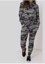 Ladies' Women's Cap sleeve Tracksuit Lounge-wear Jogging 2 piece Suit PLUS SIZE