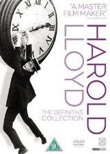 Harold Lloyd Definitive Collection  9-Disc Box Set       New        Fast  Post