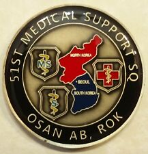 51st Medical Support Sq If It Hurts To Poop Call Med Gp Air Force Challenge Coin