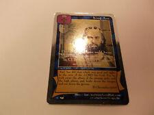 King Asa Redemption CCG TCG Trading Card Game Thesaurus ex Preteritus