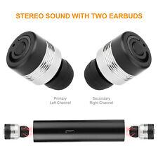 Mini Tws Wireless Earphones Twins Stereo In-Ear Earbuds Bluetooth Headsets