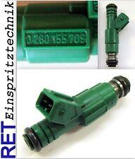 Einspritzdüse BOSCH 0280155709 Opel Omega B 2,0 16 V gereinigt & geprüft