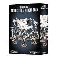 Warhammer 40k Tau Empire Optimised Pathfinder Team NIB
