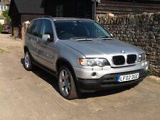 BMW X5 3.0 diesel Auto 2002 spares or repair