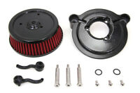 Air Cleaner and Backing Plate For Harley Davidson Softail
