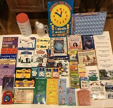 Multi-Year K-3 Homeschool Curriculum-Phonics, Grammar, Math, Reading, Science+