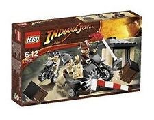 LEGO Indiana Jones 7620: Indiana Jones Motorcycle Chase