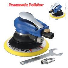 6'' Air Random Orbital Sander Pneumatic Disc Polisher Tool for Car Body Orbit DA