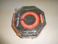 ACCUFORM TAR426 DANGER LOCKED OUT TAGS (PKG OF 250) * NEW IN ORIGINAL PACKAGE *