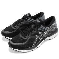 Asics Gel-Cumulus 19 Black White Grey Men Running Shoes Sneakers T7B3N-9001