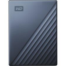 WD 2TB My Passport Ultra USB 3.0 Type-C External Hard Drive (Blue)