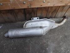 Escape-silenciadores ESD/exhaust Muffler/gilera xrt 600