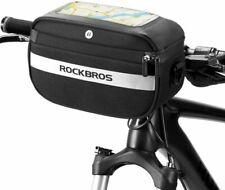 ROCKBROS Lenkertasche Fahrradtasche Lenkradkorb Fahrrad Korb Einkaufstasche