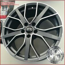 F035 ALD 4 CERCHI IN LEGA NAD 18 5X114 ET45 X KIA SOUL CEE'D ACTIVE COOL ITALY