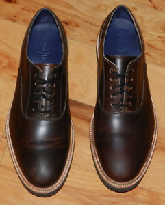 Cole Haan Shoes- Dark Brown leather-New with no box, Size 10.5