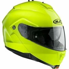 Gloss Plain Modular, Flip Up HJC Motorcycle Helmets
