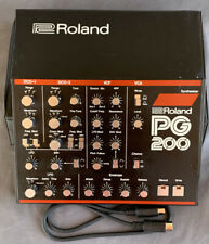 Roland PG-200 Synthesizer Programmer Controller for JX3P JX-3P Vintage Synth