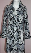 NWT Women's ALBERTO MAKALI Trench Coat Size 4