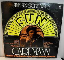 CARL MANN / The Sun Story Vol. 6 - LP (1977)