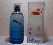 Grundpreis100ml/26,00€)75ml EDT Puma Aqua Man Der 1. Duft (Vintage)