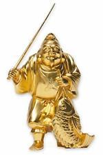 Ebisu Shichifukujin Buddha Statue Japan 7fg