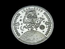 Schweiz-CH., 20 Franken, 1999 B, 150 Jahre Post, Silber, orig. St.!