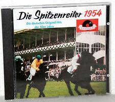 CD Die SPITZENREITER 1954 - Die deutschen Original-Hits der 50er Jahre