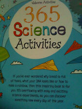 365 Science Activities by Various: Activity book 2013 early learning experiments