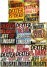 Jeff Lindsay Novel Dexter Series Collection 8 Books Set Dexter Is Dead Final Cut