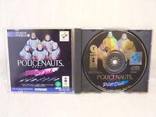 POLICENAUTS Pilot Disk 3DO Real Panasonic Konami Import Japan Video Game 3d