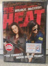 The Heat (DVD, 2013) MELISSA McCARTHY SANDRA BULLOCK COMEDY BRAND NEW