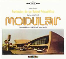 Modular-Fantasias De Un Robot Psicodelico  (UK IMPORT)  CD NEW