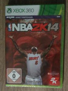 Konsolenspiel XBOX 360 NBA 2K 14