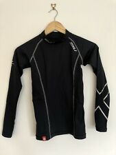 2XU Black Compression Top - SIZE Small
