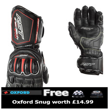 RST Tractech Evo 2579 CE Approved Sport Race Gloves Black  *Various Sizes