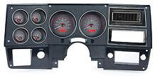 1973-1991 CHEVROLET PICKUP TRUCK VHX GAUGE KIT LS1 LS3 CARBON VHX 73C-PU-C-R