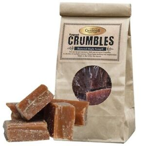 Crossroads Buttered Maple Syrup Wax Crumbles, 6 oz. bag