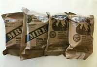 Military MRE NEW Individual MRE Meals Ready To Eat