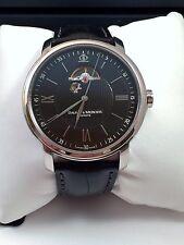 Baume Mercier Classima XL Executive Automatic Mens Watch Model 8689 Exc. Cond.